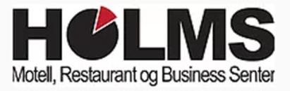 Holms Restaurant, Motell & Konferanser logo