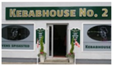 Kebabhouse No. 2 logo