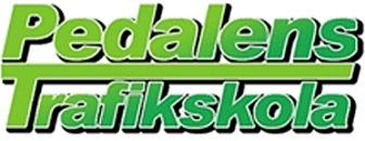 Pedalens Trafikskola, AB logo