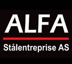Alfa Stålentreprise AS logo