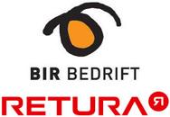 BIR Bedrift AS logo