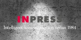 Inpress Art AB logo
