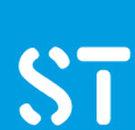 Fackförbundet ST logo