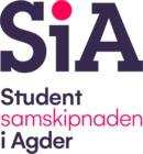 Studentsamskipnaden i Agder logo