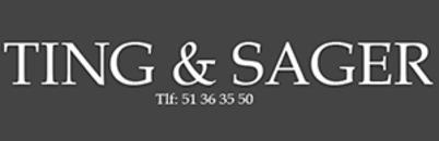 Brugsen i Sarup/Ting og Sager logo