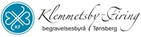 Klemmetsby - Firing Begravelsesbyrå avd Re logo