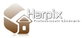 Harpix ApS logo