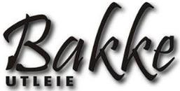 Bakke utleie logo