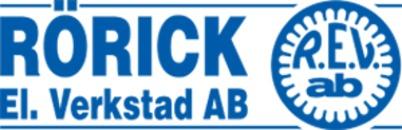 Rörick Elektriska Verkstad AB logo