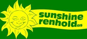 Sunshine Renhold AS logo