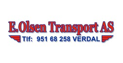 E Olsen Transport AS logo