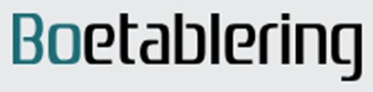 Boetablering AS logo