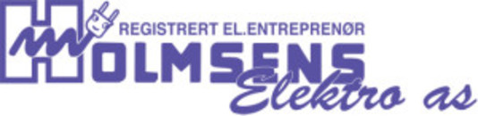 Holmsens Elektro AS logo