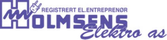 Holmsens Elektro AS logo