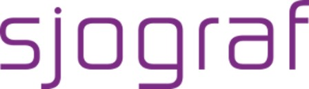 Sjøsanden Grafiske AS logo