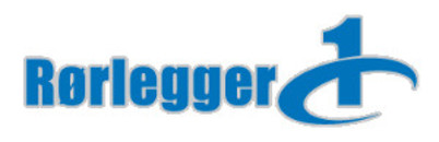 Rørlegger 1 AS logo