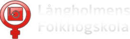 Långholmens Folkhögskola logo