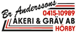 Anderssons Åkeri & Gräv AB, Br. logo