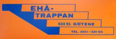 Ehå-Trappan AB logo
