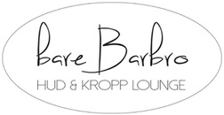 Bare Barbro logo