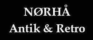 Nørhå Antik & Retro logo