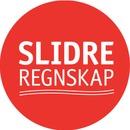Slidre Regnskap SA logo