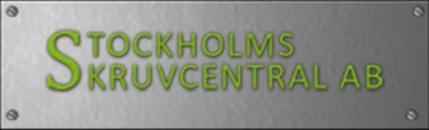 Stockholms Skruvcentral AB logo