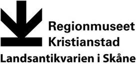 Regionmuseet Kristianstad Landsantikvarien i Skåne logo