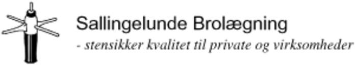 Sallingelunde Brolægning ApS logo