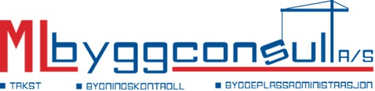 ML Byggconsult AS logo