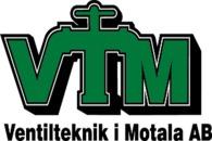 Ventilteknik i Motala AB logo