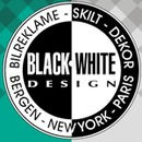 Black & White Design AS logo