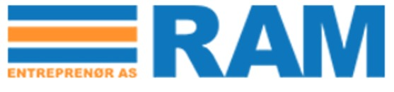 RAM Entreprenør AS logo