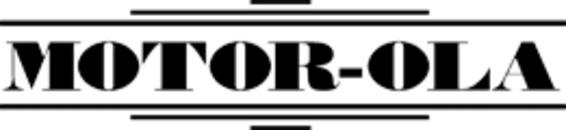 Motor-Ola Maskiner AB logo