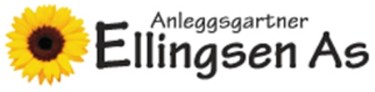 Anleggsgartner Ellingsen AS logo