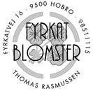 Fyrkat Blomster logo