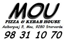 Mou Pizza & Kebab House logo