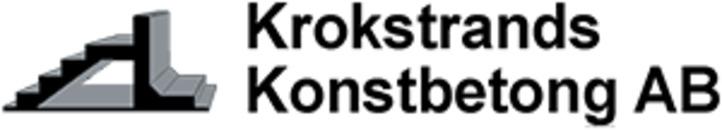Krokstrands Konstbetong AB logo