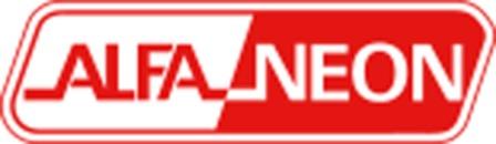 Alfa Neon AB logo