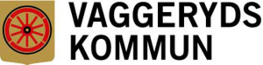 Omsorg och hjälp Vaggeryds kommun logo
