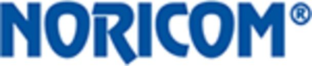 Noricom Nord avd Øst logo