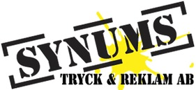 Synums Tryck & Reklam AB logo