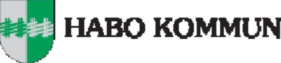 Gata, park & trafik Habo kommun logo