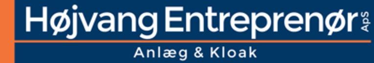Højvang Entreprenør ApS logo
