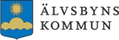 Bygga, bo och miljö Älvsbyns kommun logo
