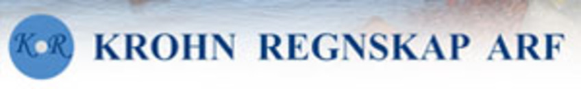 Krohn Regnskap ARF logo