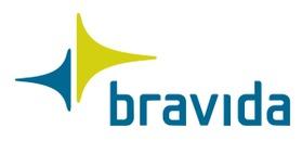 Bravida Danmark A/S logo