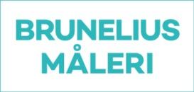 Brunelius Måleri AB logo