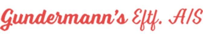 Gundermanns Eftf. A/S logo