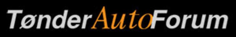 Tønder Autoforum ApS logo